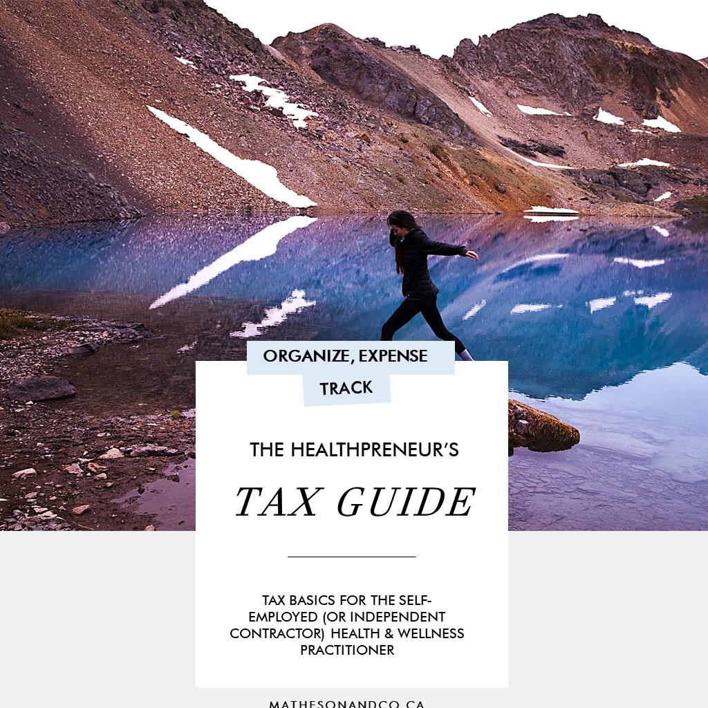 Health Practitioner Tax Guide
