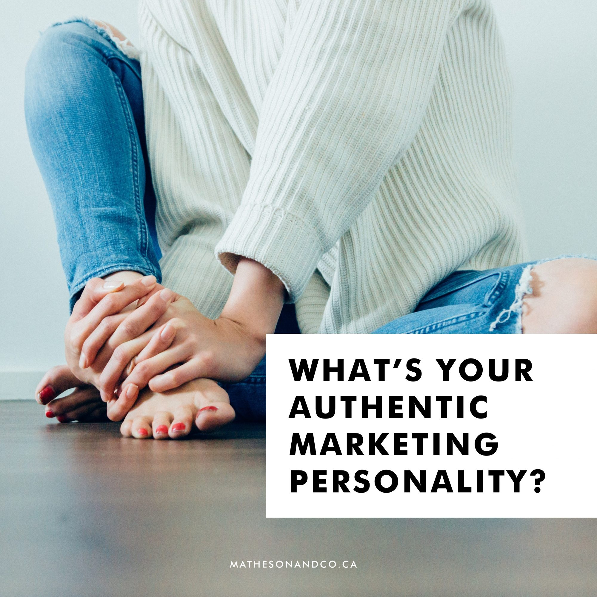 What's your authentic marketing personality?
