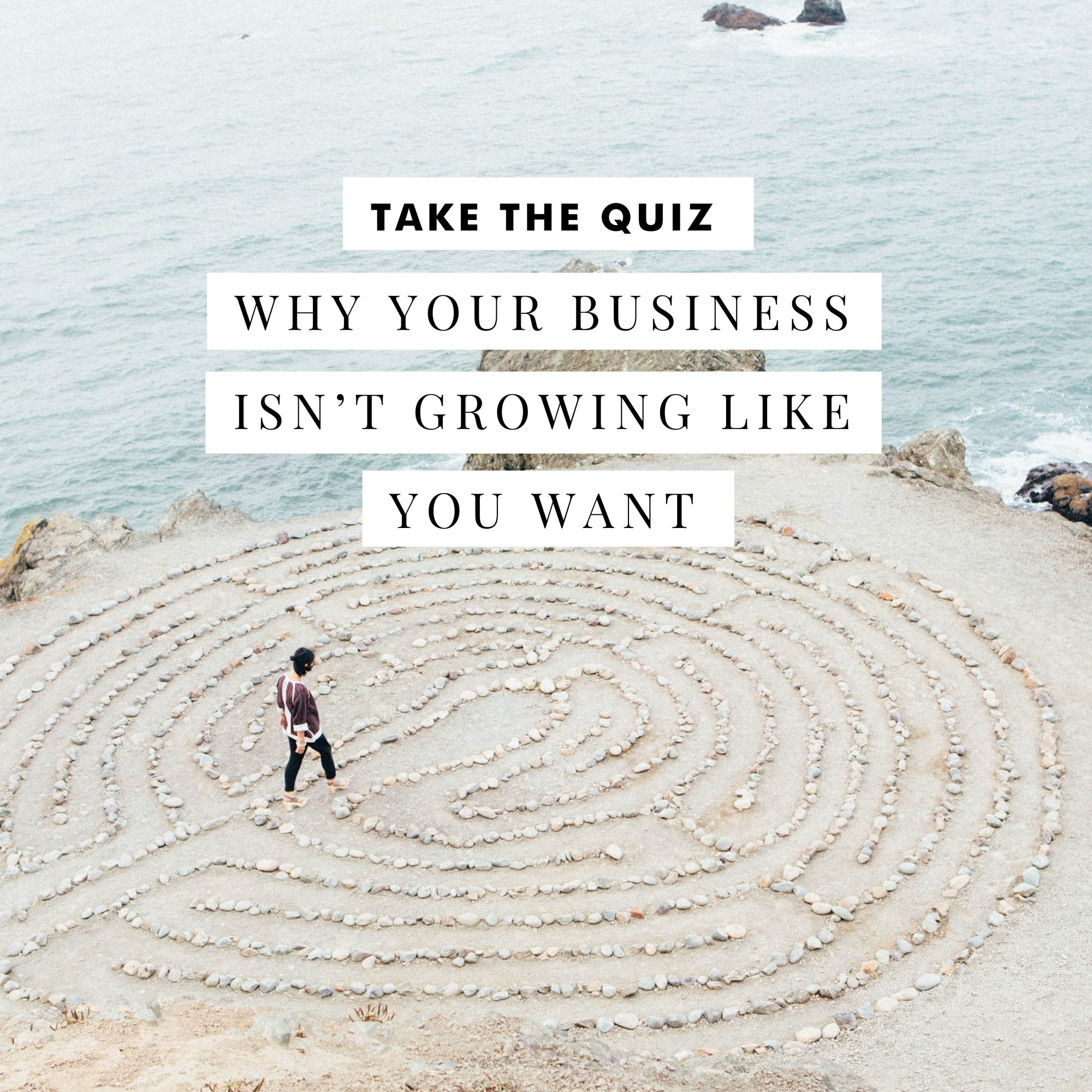 QUIZ: Why your business isn't growing like you want
