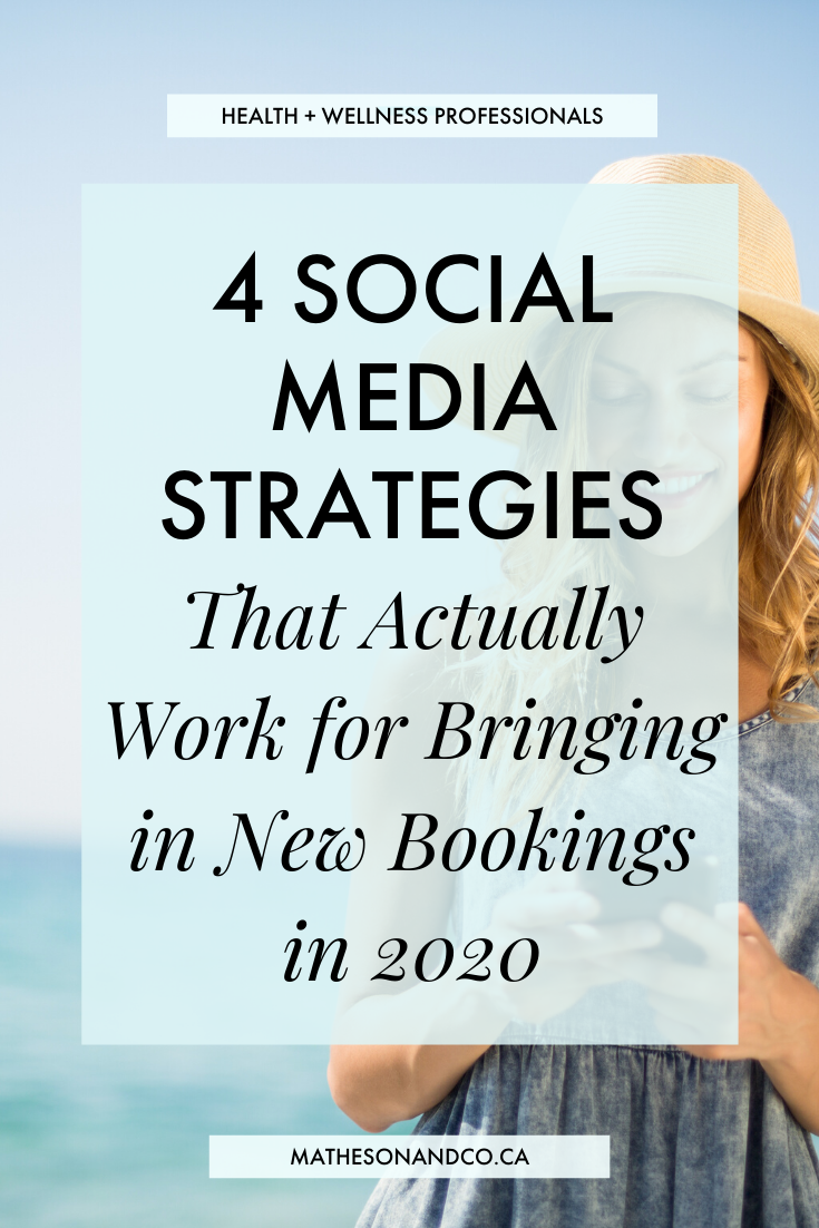 4 Social Media Strategies That Actually Work for Bringing in New Bookings